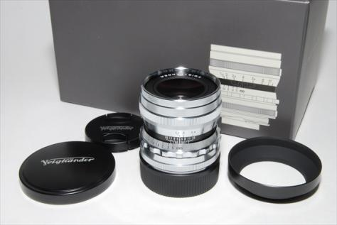 ULTRON 35mmF1,7 Aspherical VM 新品