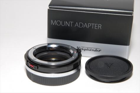 Voigtlander VM-E Close Focus Adapter 新品