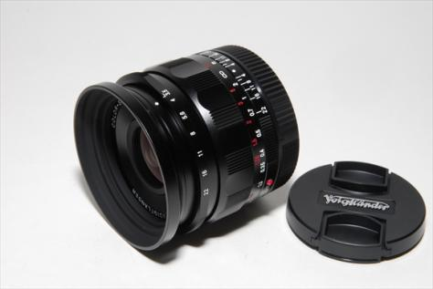 Voigtlander COLOR-SKOPAR 21mmF3,5 Aspherical E-mount 新品