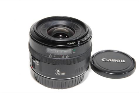 Canon キヤノン EF-35mmF2 委託品