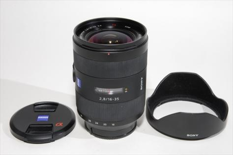 Zeiss バリオゾナー 16-35mmF2,8 ZA 委託品