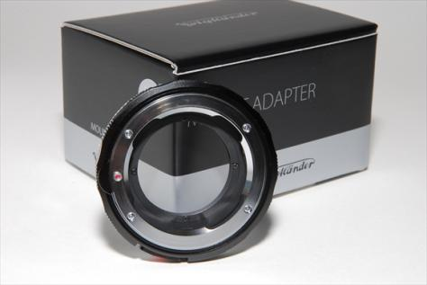 Voigtlander VM-X Close Focus Adapter 新製品