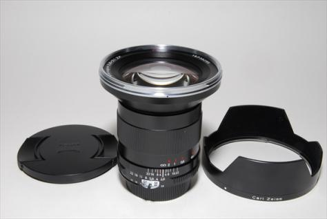 Carl Zeiss Distagon 21mmF2.8 ZF 委託品