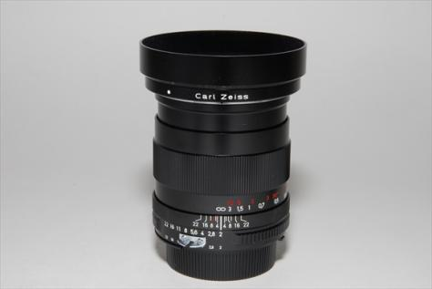 Carl Zeiss Distagon 35mmF2 ZF 委託品